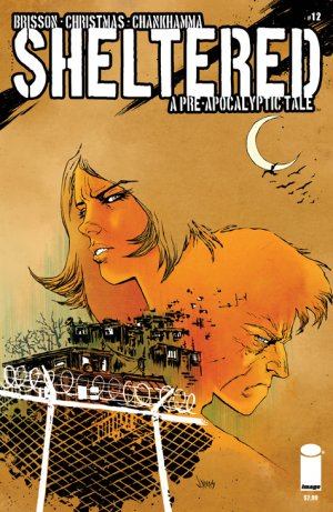 Sheltered # 12 Issues