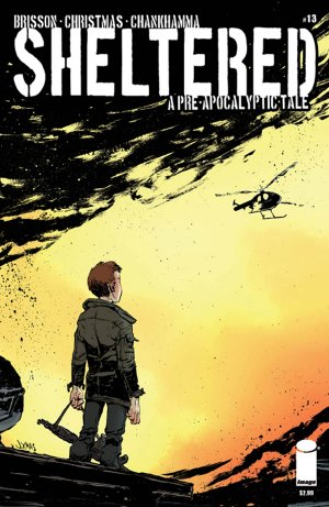 Sheltered # 13 Issues