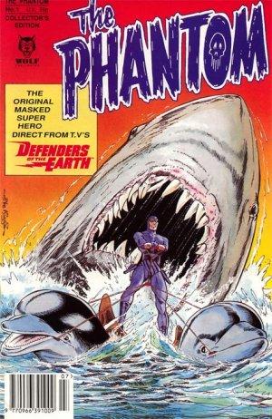 The Phantom - L'Ombre qui Marche édition Issues V6 (1992 - 1993)