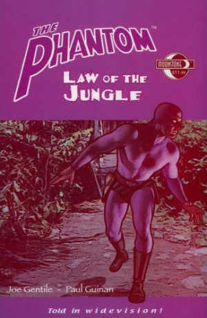 The Phantom - Law of the Jungle édition Issues