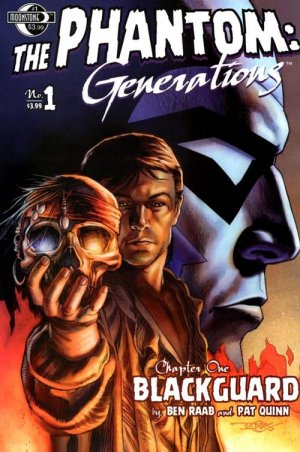The Phantom - Generations édition Issues