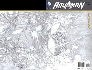 Aquaman # 12