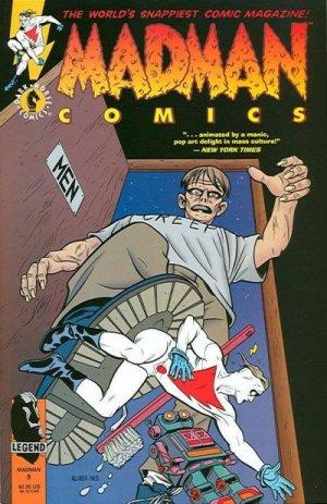 Madman comics édition Issues (1994 - 2000)