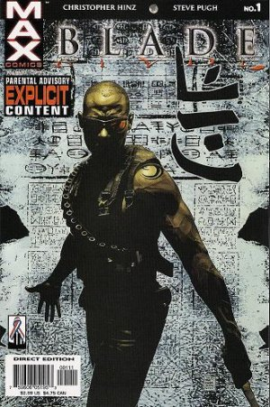 Blade édition Issues V3 (2002)