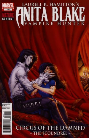 Anita Blake, Vampire Hunter - Circus of the Damned édition Issues V3 (2011 - 2012) - The Scoundrel
