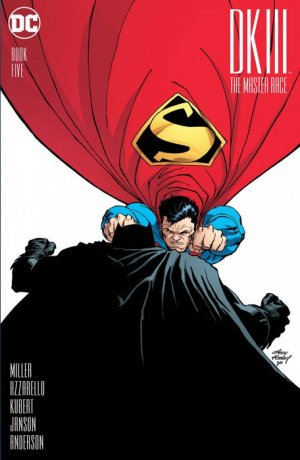 Dark Knight III - The Master Race # 5 Issues (2015 - 2017)