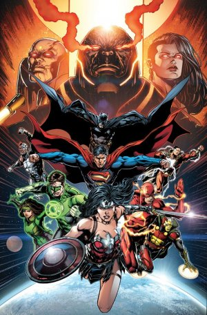 Justice League # 50 Issues V2 - New 52 (2011 - 2016)