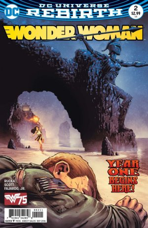 Wonder Woman # 2 Issues V5 - Rebirth (2016 - 2019)