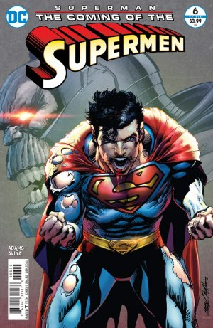 Superman - The Coming of the Supermen # 6 Issues