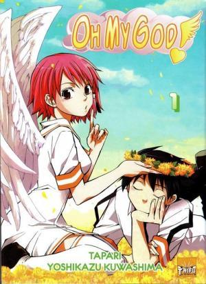 couverture, jaquette Oh my God ! 1  (Taifu Comics) Manga