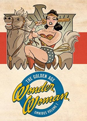 Wonder Woman - The Golden Age édition Omnibus (hardcover)