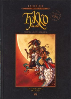Légendes de Troy : Tykko des sables édition Deluxe