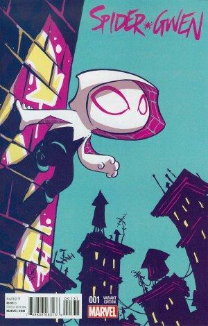 Spider-Gwen # 1 Issues V2 (2015 - 2018)