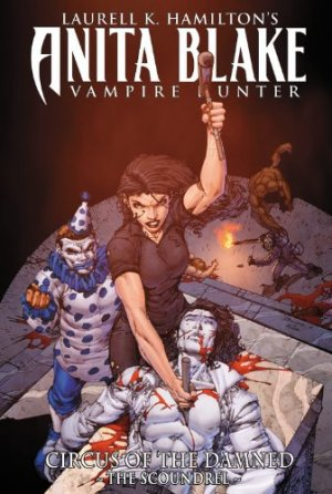Anita Blake, Vampire Hunter - Circus of the Damned édition TPB hardcover (cartonnée) - Issues V3