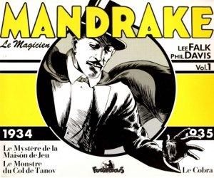 Mandrake Le Magicien édition Intégrale (1981 - 1985)