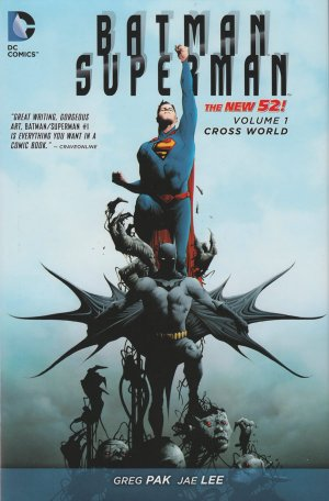 Justice League # 1 TPB hardcover (souple) - Issues V1