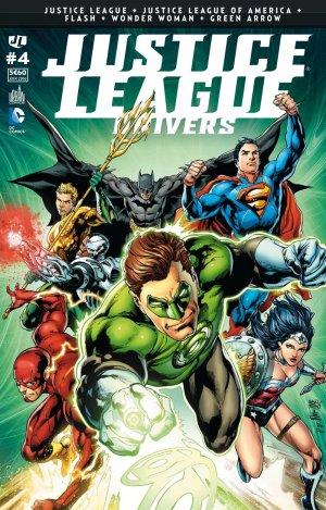 Justice League # 4 Kiosque mensuel (2016 - 2017)