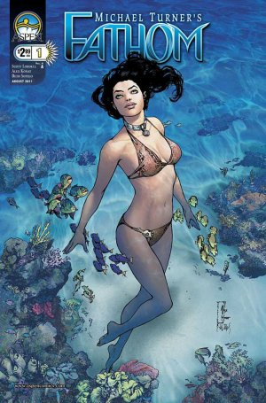 Michael Turner's Fathom édition Issues V4 (2011 - 2013)