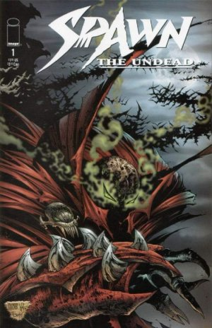 Spawn undead édition Issues (1999-2000)