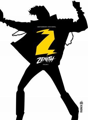Zenith édition TPB hardcover (cartonnée)