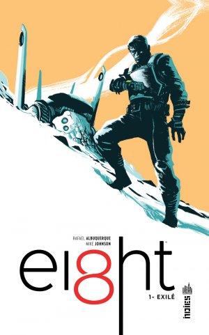 Ei8ht édition TPB hardcover (cartonnée)