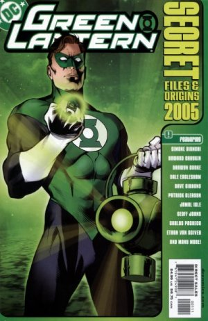 Green Lantern - Secret Files and Origins 2005 édition Issues