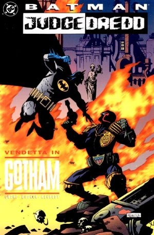 Batman / Judge Dredd - Vendetta in Gotham # 1 TPB softcover (souple)