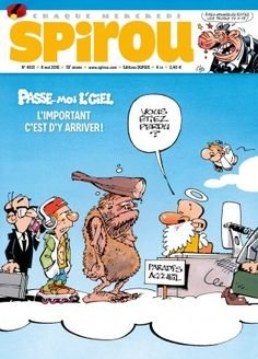 Le journal de Spirou # 4021 Simple