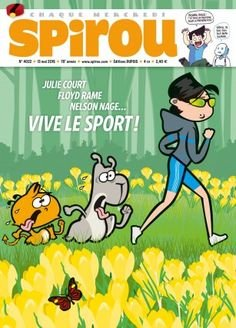 Le journal de Spirou # 4022 Simple