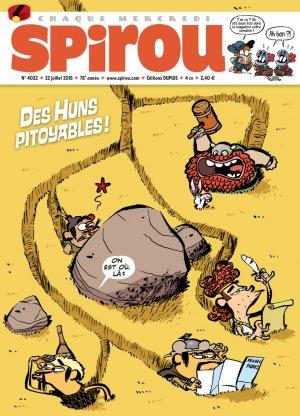Le journal de Spirou # 4032