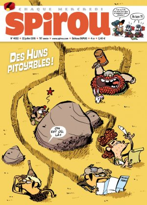 Album Spirou (recueil) # 4032