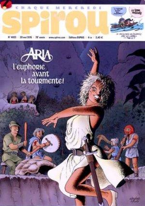 Album Spirou (recueil) # 4023