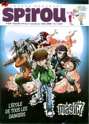 Album Spirou (recueil) # 4026