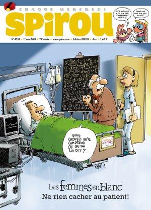 Le journal de Spirou # 4035