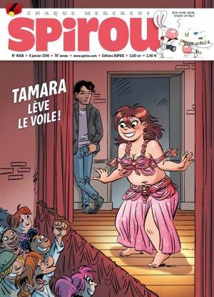 Le journal de Spirou # 4056