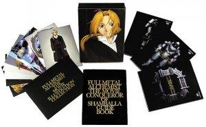 Fullmetal Alchemist - Film 1 - Conqueror of Shamballa édition Premium DVD limited JP