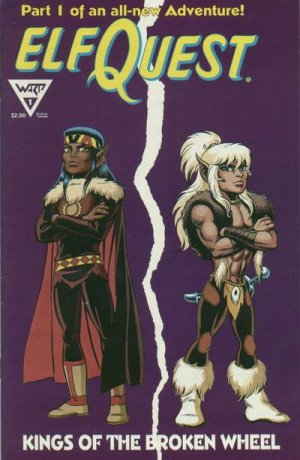 Elfquest - Kings of the Broken Wheel édition Issues