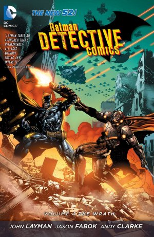 Batman - Detective Comics # 4 TPB hardcover (cartonnée) - Issues V2