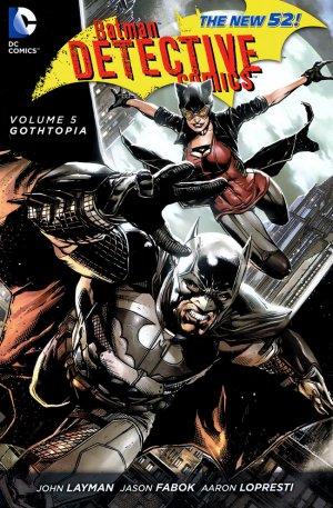 Batman - Detective Comics # 5 TPB hardcover (cartonnée) - Issues V2