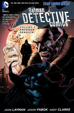 Batman - Detective Comics # 3 TPB softcover (souple) - Issues V2