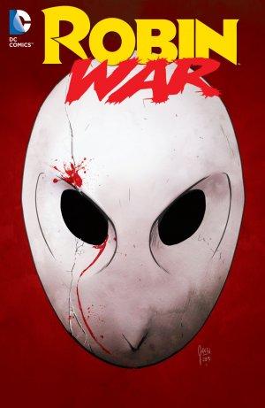 Robin War édition TPB hardcover (cartonnée)