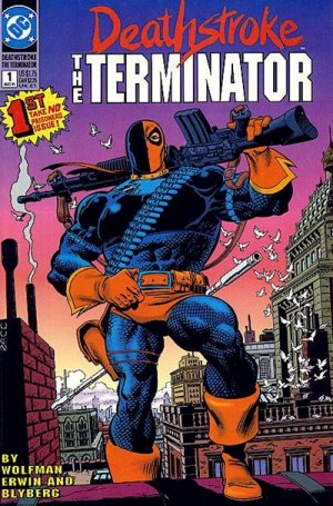Deathstroke the Terminator édition Issues