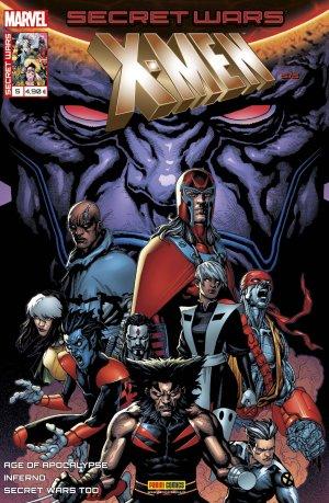 Secret Wars - X-Men 5