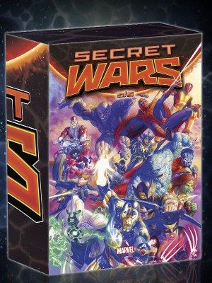 Secret Wars - Marvel Zombies # 5 Coffret