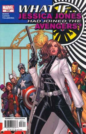 What If... Jessica Jones Had Joined the Avengers? # 1 Issue (2005)