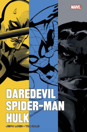 Daredevil / Spider-man / Hulk édition TPB hardcover (cartonnée)