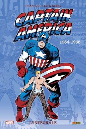 Captain America édition TPB Hardcover - L'Intégrale