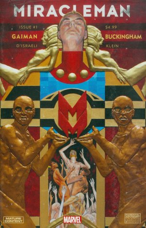 Miracleman by Gaiman and Buckingham édition Issues