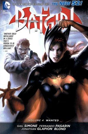 Batgirl # 4 TPB hardcover (cartonnée) - Issues V4 - Partie 1