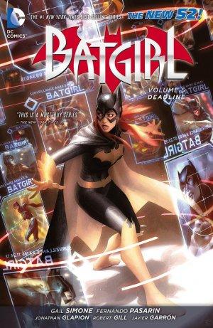 Batgirl # 5 TPB hardcover (cartonnée) - Issues V4 - Partie 1